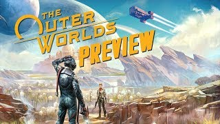 The Outer Worlds - Inside Gaming Preview