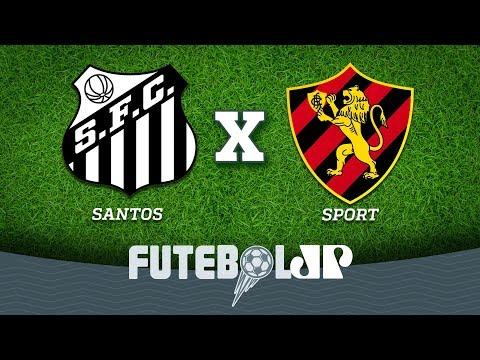 Santos 3 x 0 Sport - 18/08/18 - Brasileirão