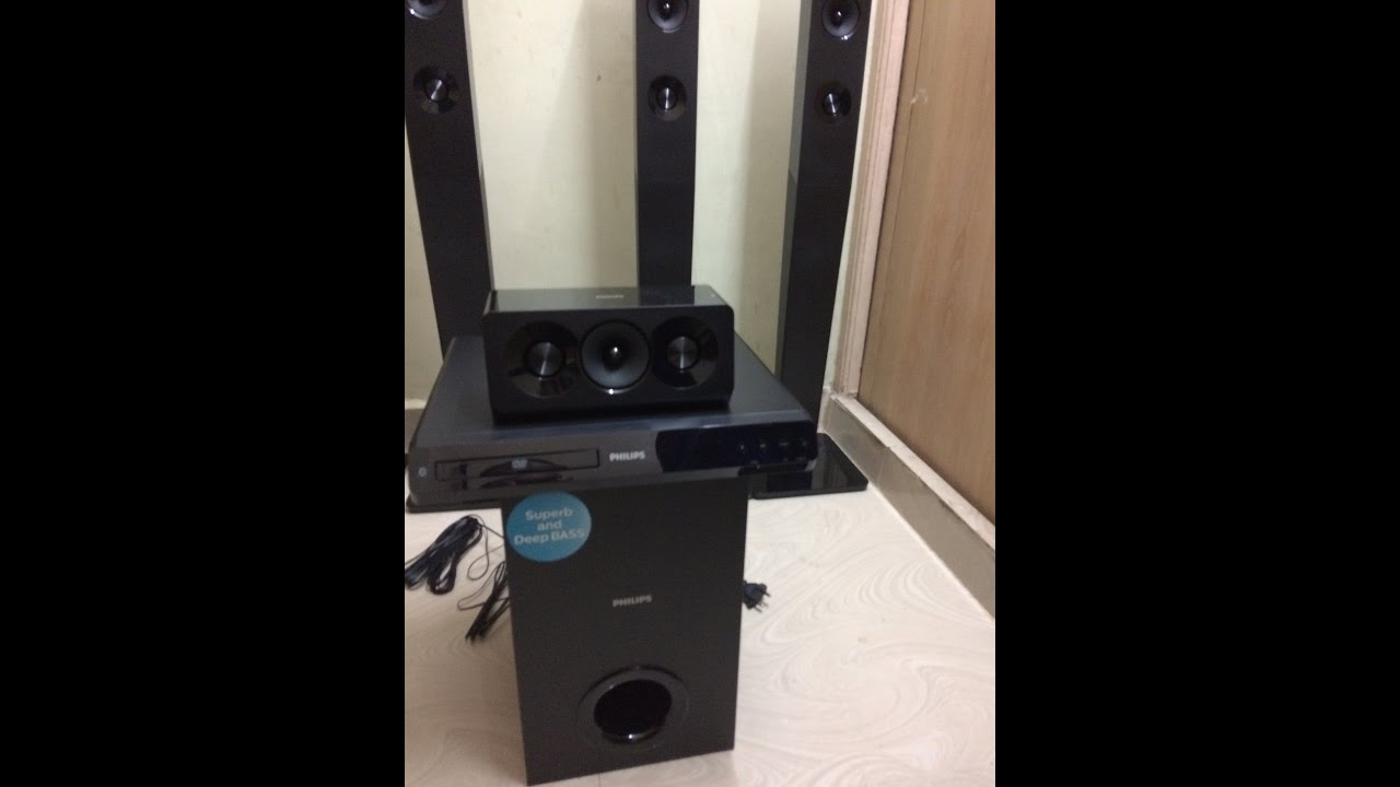 Drivers Philips HTS6515/55 Home Theater