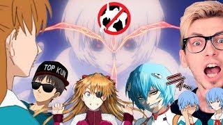 Anime Trash -  Самое наркоманское аниме - Конец Евангелиона