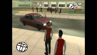 Grand Theft Auto: San Andreas Walkthrough Mission #38: 555 We Tip
