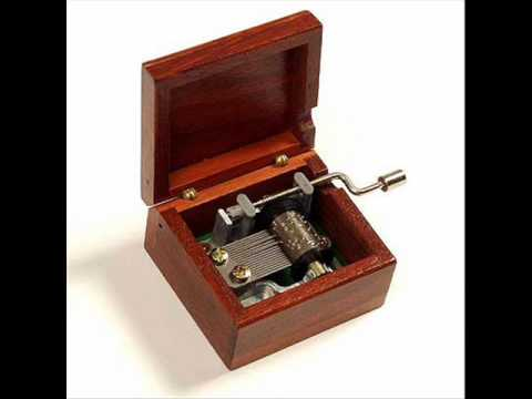 Canon in D Major - music box