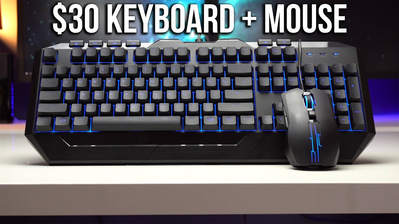 ⭐ 10 Best Gaming Keyboard Under 50 Reviews ⋆ ✅ Best Cheap Reviews™