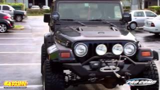 Jeep Tj Wrangler 1997 Build By 4 Wheel Parts Miami Florida