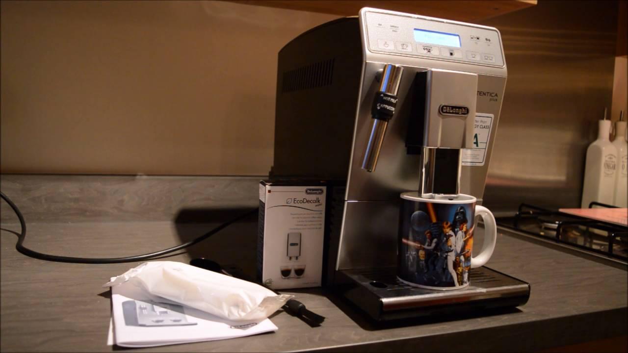 90d3c0a570d De'Longhi ETAM29 620 SB Bean to Cup Coffee Machine - YouTube