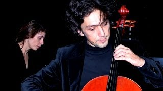 ASTOR PIAZZOLLA OBLIVION - Ian Maksin cello, Ani Gogova Piano (Tango Milonga)