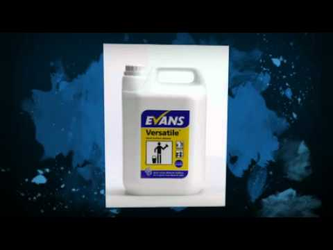 Cleaning Supplies UK - Low Priced Evans Vanodine Versatile