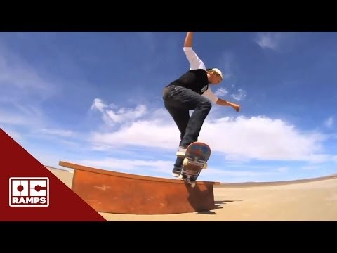 OC Ramps Skates the Desert Behind The Scenes From The Formula