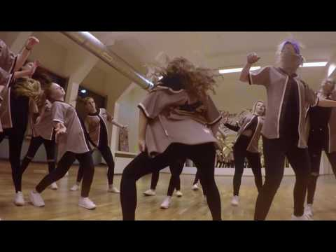 Institute of TOG - CZECH DANCE TOUR 2017 - příprava na soutěž