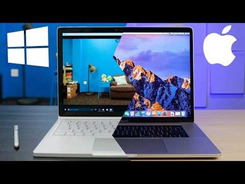 Touch Bar or Touch Screen? (Q&A)