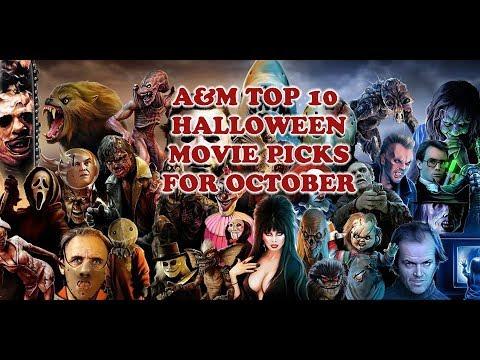 AM Top 10 scary Halloween Movies + 2 bonus picks on Netflix - YouTube