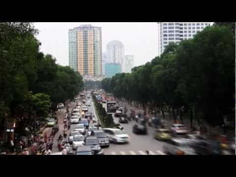 Hanoi Timelapse (Joysticker - All in my head)