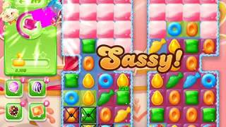 Candy Crush Jelly Saga Level 1145 (No boosters)
