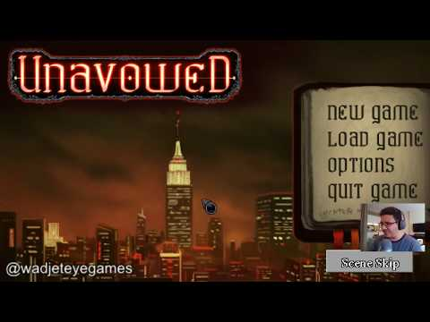 Unavowed devstream - Implementing wall street