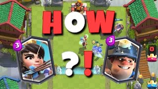HOW TO GET FREE LEGENDARIES IN CLASH ROYALE