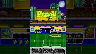 Nintendo DS Longplay [116] Teenage Mutant Ninja Turtles 3: Mutant Nightmare