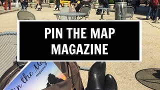 Help Launch Pin the Map Magazine!
