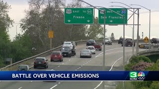 Trump administration revokes California's right to set auto emissions standards