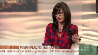 szentesi-va-legyzte-a-mhnyakrkot-2015-05-22-tv2-humokka
