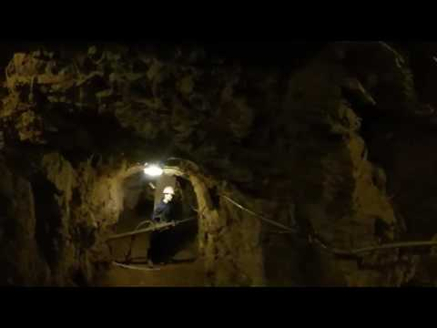 The Mining Tunnel Of