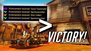 One of OasisOnOverwatch's most recent videos: