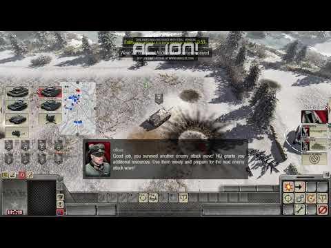 Men of War Assault Squad 2   Ostfront Veteranen-( karol Gameplay PL) |