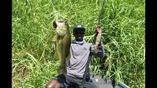 How To Start Catching Big Bass On The Deps 250!