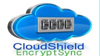 Decrypting Files (CloudShield Encryptor)