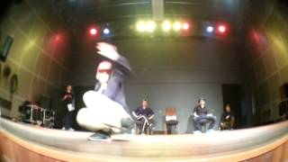BBoy Ryo-Z Judge Move @ THE SAME AGE