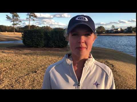 Cape Fear Academy golfer Caroline Crumrine