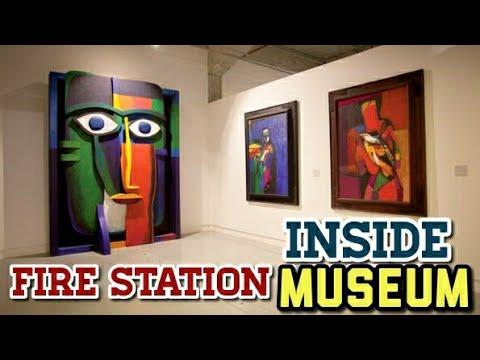 BEST ART SHOP In DOHA | Fire Station Museum | Cass Art | Qatar Tourism || Bhiel Pakingan