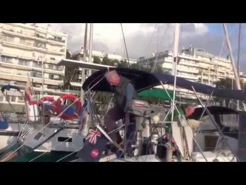 Sailing Greece Yacht White Lady Ionian Seas May 2014