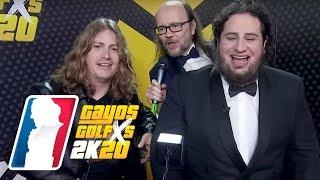 Santiago Segura, Caravaca y Grison doblan TIBURÓN | GAYOS GOLFXS