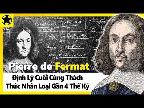 """Pierre de Fermat Và """"Định Lý Cuối Cùng"""" Thách Thức Nhân Loại Gần 4 Thế Kỷ"""