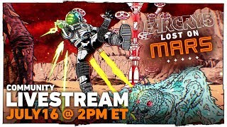Far Cry 5: LIVESTREAM – Lost on Mars & Map Editor | Ubisoft [NA]