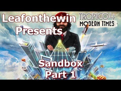 【実況プレイ動画】 Tropico 4 モダンタイムス part4