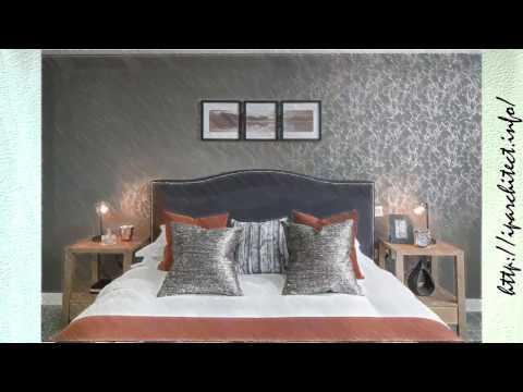99 идей обоев для спальни