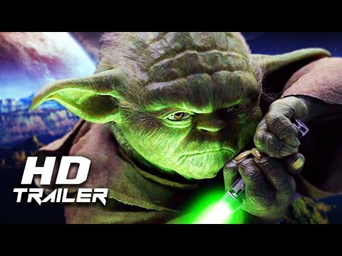 "YODA: A Star Wars Story – Teaser Trailer [HD] (2019 Movie) "" Mistakes of the Past"" (FanMade)"