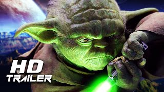 """YODA: A Star Wars Story - Teaser Trailer [HD] (2019 Movie) """" Mistakes of the Past"""" (FanMade)"""