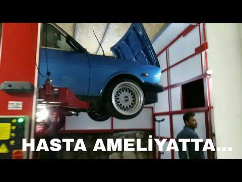 TOFAŞ ŞANZIMAN 1 HAFTADA 3 KERE İNDİ ...DEBRİYAJ BİLYASI DAĞILDI..start stop auto garage muhabbetler