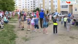Программа 'Время по Компасу' - Дворовые праздники (14.06.19)