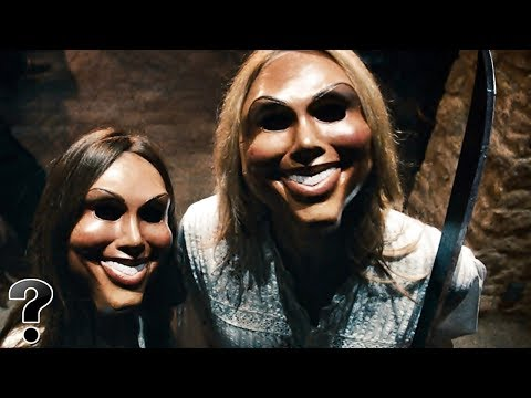 What If The Purge Was Actually Real?