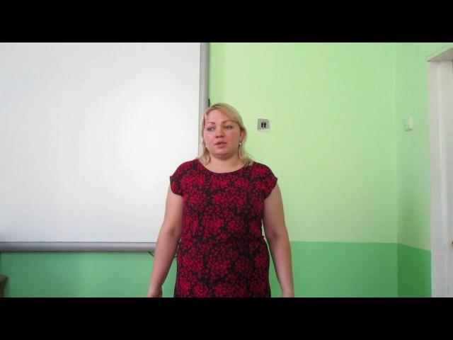 Изображение предпросмотра прочтения – ДарьяСальникова читает произведение «Благодарность» М.Ю.Лермонтова