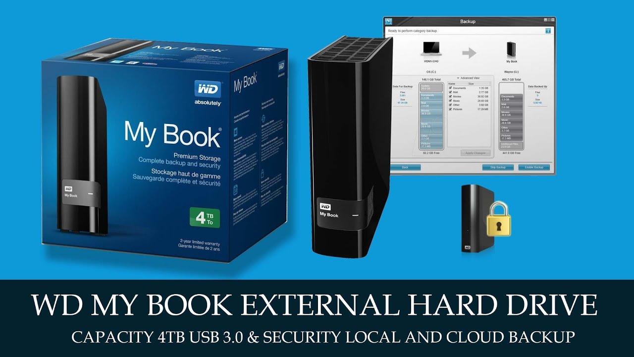 Wd my book 4tb usb 3 0 hard drive : Locksmith huntsville al