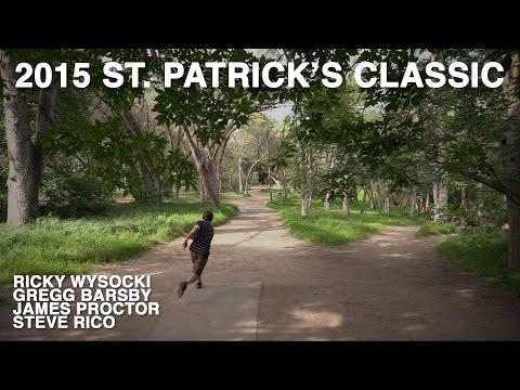 PHP #8 - St. Patrick's Classic, 2015 (Wysocki, Barsby, Proctor, Rico)