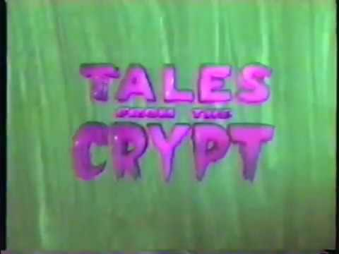 Time Life Tales from the Crypt VHS Collection Ad (1995)