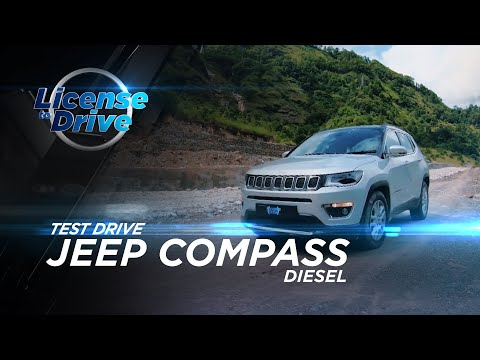 JEEP COMPASS REVIEW     EP27     LICENSE TO DRIVE