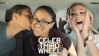 Video SURPRISE KISS w/ JORDYN JONES | CELEB THIRD WHEEL download MP3, 3GP, MP4, WEBM, AVI, FLV September 2017