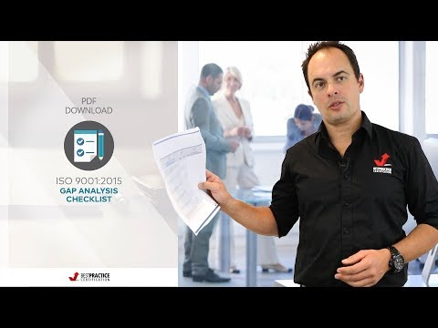 ISO 9001:2015 PDF CHECKLIST | Quality Management Systems
