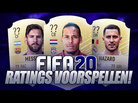 DE 10 BESTE SPELERS IN FIFA20!? KOEN WEIJLAND FIFA20